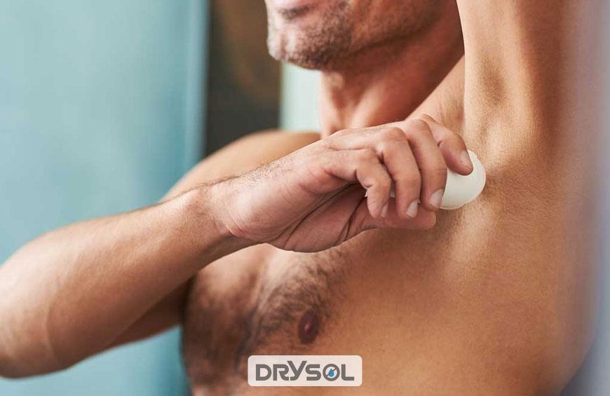 درایسول - تفاوت دئودورانت و ضد تعریق