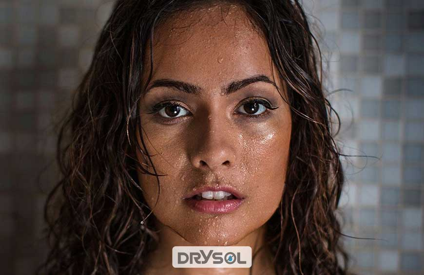 درایسول - تعریق زیاد سر و صورت