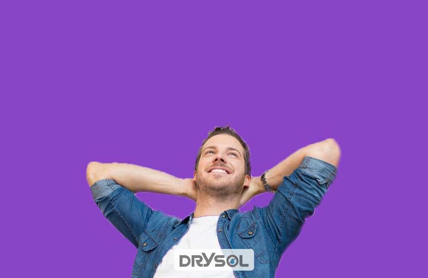 درایسول - آیا جلوگیری از تعریق بدن ضرر داره؟