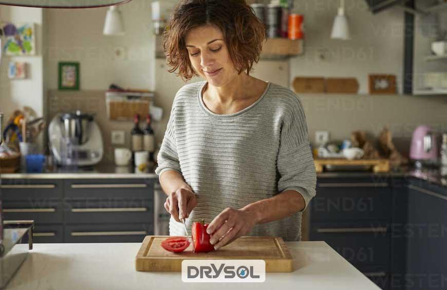 درایسول - درمان خانگی تعریق بیش از حد