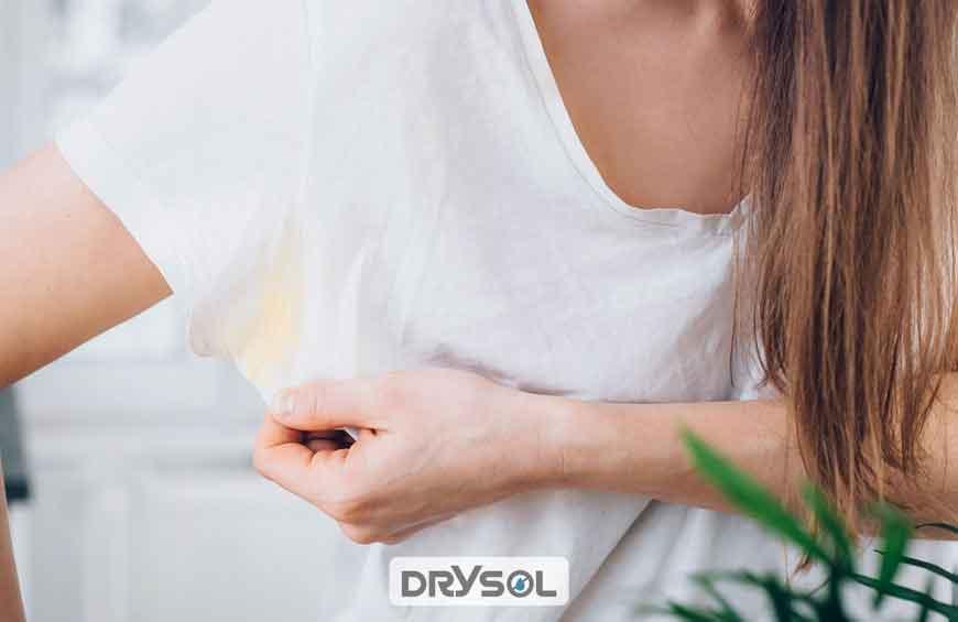 ضد تعریق درایسول - درمان قطعی تعریق زیر بغل