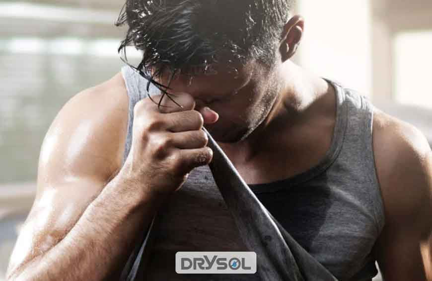 ضد تعریق درایسول - بوی بد عرق