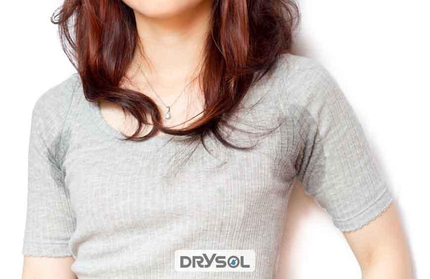 ضد تعریق درایسول - بوی بد زیر بغل